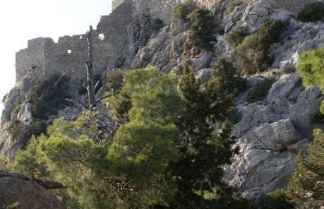 Castillo de Monolithos