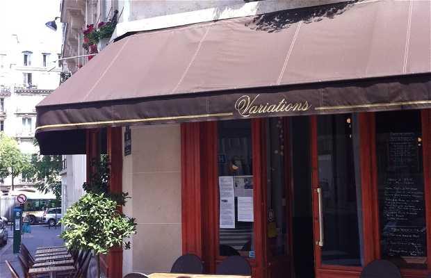 Restaurante Variations