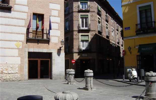 Il pozzo miracoloso di San Isidro a Madrid