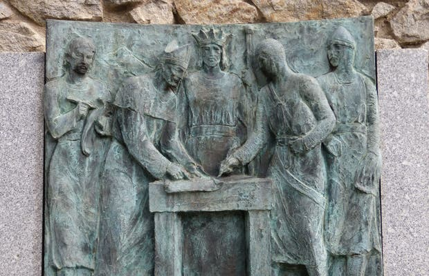 Monumento al Parlamento de Andorra
