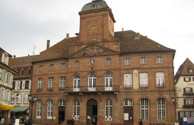 Wissembourg City hall