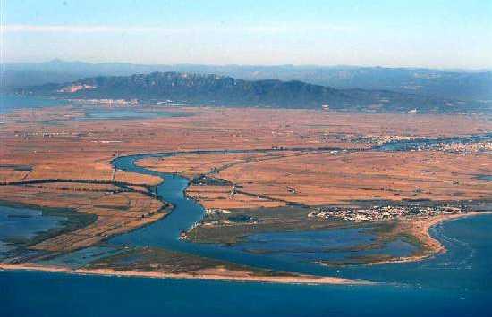 Lagune de Encanyissada