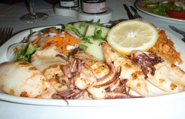 Restaurante casa Marisca