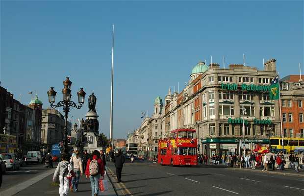 Rua O'Connell Street