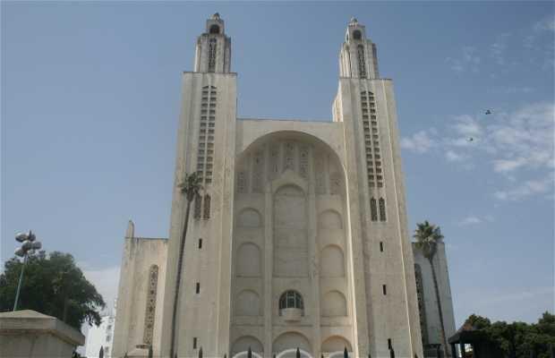 Antigua catedral del Sagrado Corazón de Casablanca