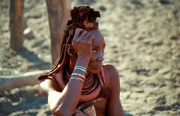 Himba Tribes