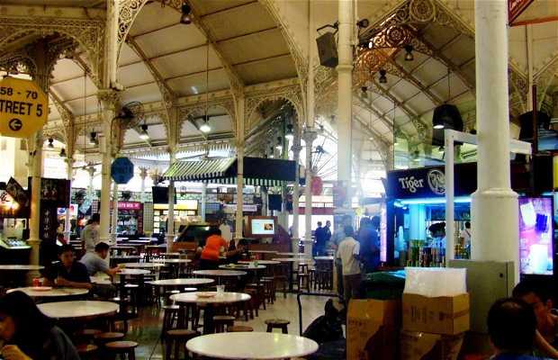 Telok Ayer Market (Lau Pa Sat)