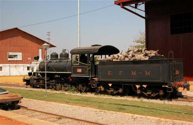 Estación de Ferrocarril Madeira Mamoré