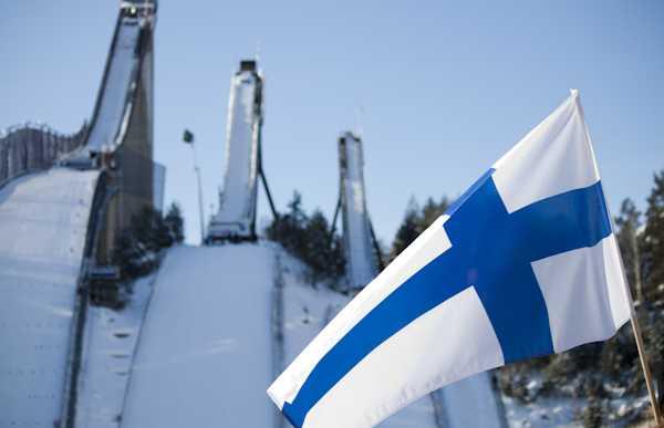 Lahti Ski Jumps