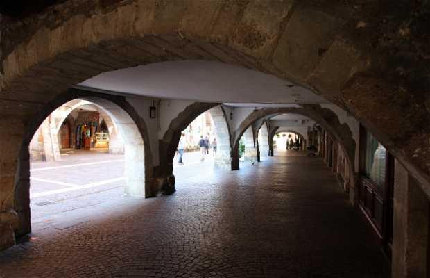 Rue Sainte Claire