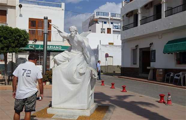 Monumento al Pescador