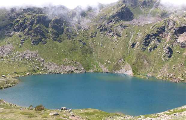 Lago de més amunt