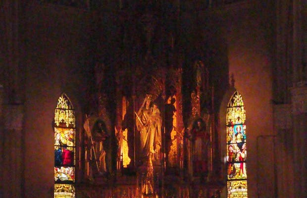 Iglesia de Nuestra Señora del Perpetuo Socorro y San Alfonso
