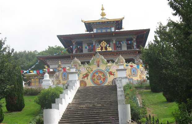 El Templo de los Mil Budas