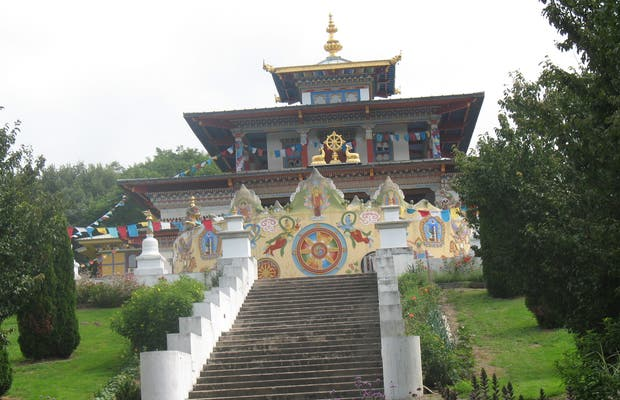 The Temple of the Thousand Buddhas