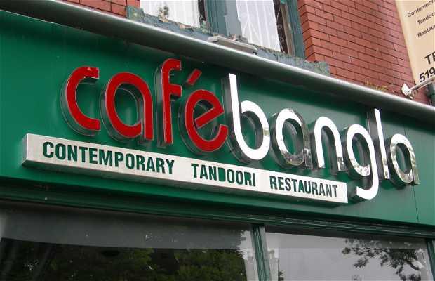 Restaurante Cafe Bangla