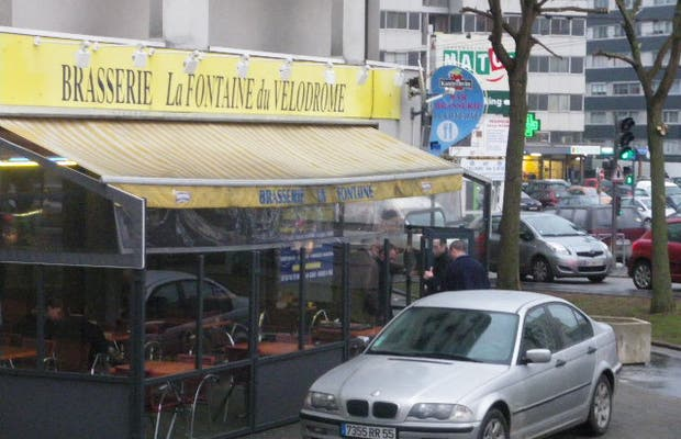 Brasserie De La Fontaine Du Velodrome