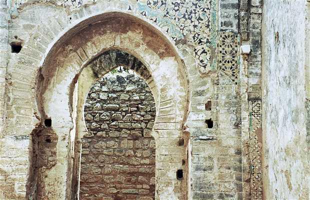 Casbá dos Oudaias - Kasbah des Oudayas
