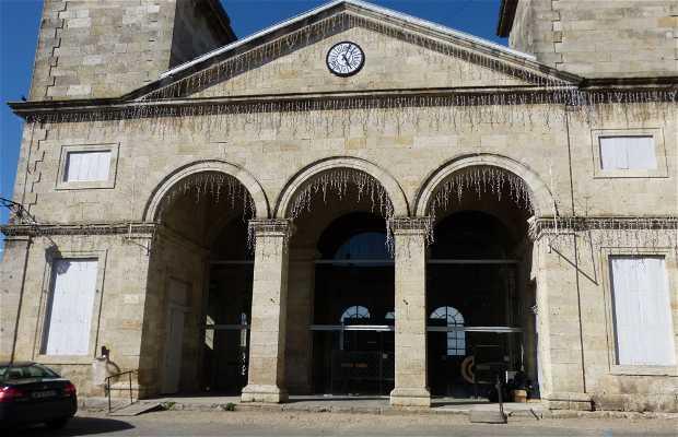 Mercado central Lectoure