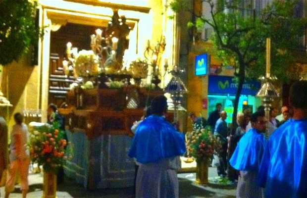Corpus Christi en Jerez