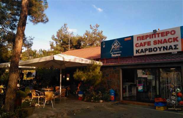 Karvounas Cafe Snack