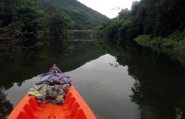 Río Una