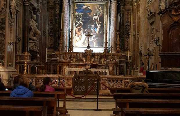 Iglesia de Santa Maria del Animo del Purgatorio