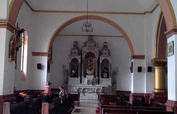 La Iglesia de San Benito de Medellín