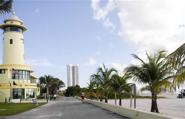 Caminería Oceánica de Sunny Isles Beach