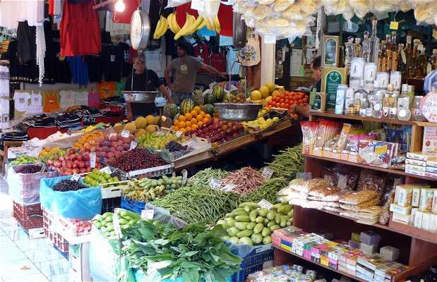 Mercado de Heraklión