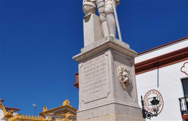 Monumento a Hernando de Soto