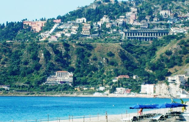 Beach Letojanni