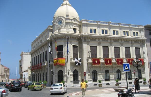 Palace of the Assembly of the Ceuta Autonomic City