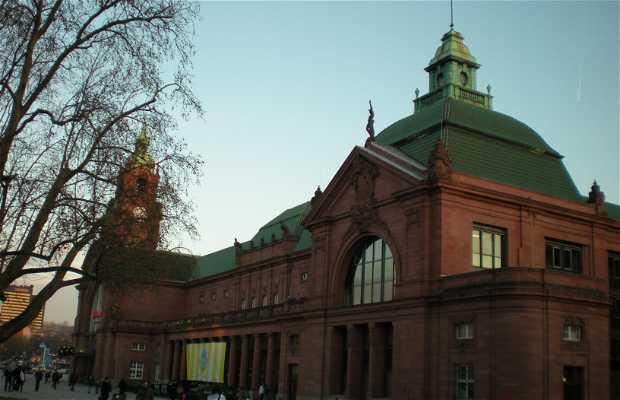 Estação de Trem - Wiesbaden Hauptbahnhof