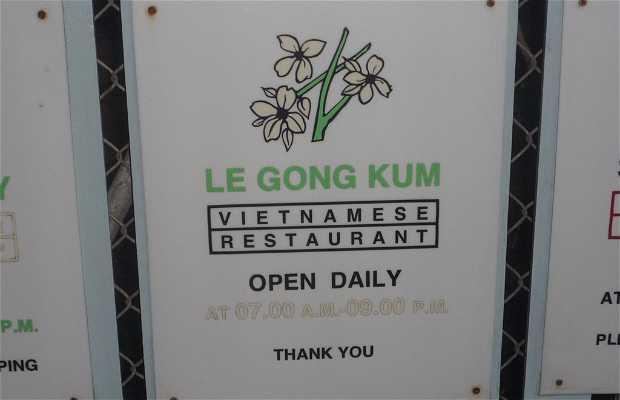 Le Gong Kum