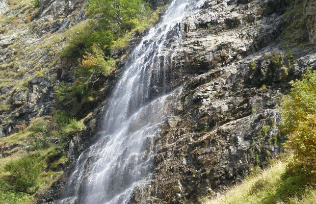 Cascada De La Mariee (Voile de la Mariee)