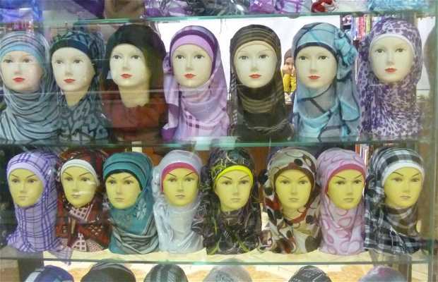 Shops in Jordan