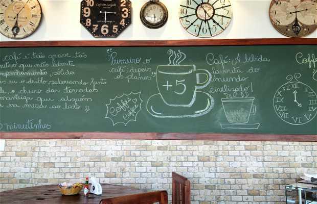 Café Mais 5 Minutinhos