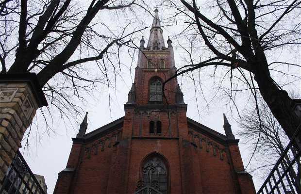 Iglesia Anglicana de Riga
