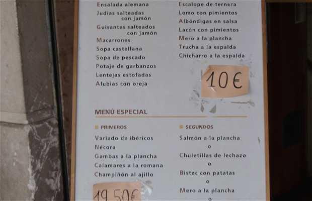 Restaurant La Trébede