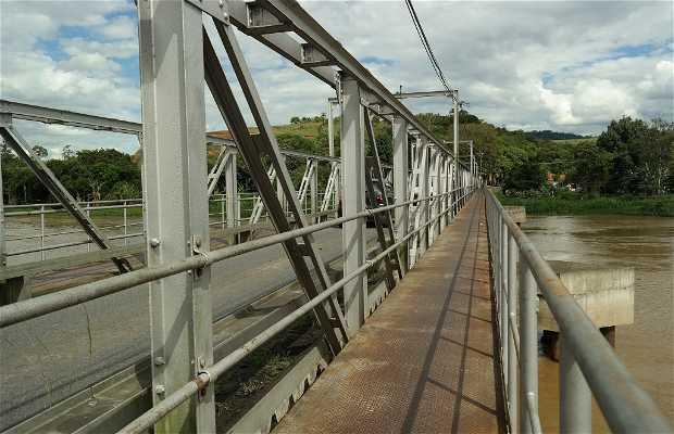 Ponte Metálica (Ponte de Ferro)