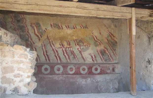 Mural de Pumas