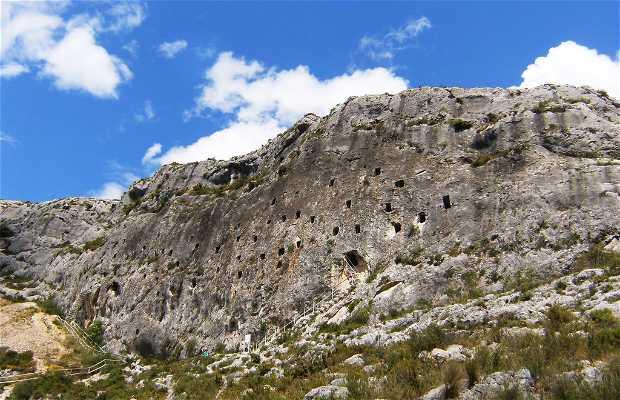 Les coves dels moros