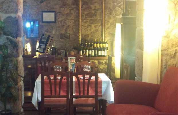 Restaurante CASA CORDON