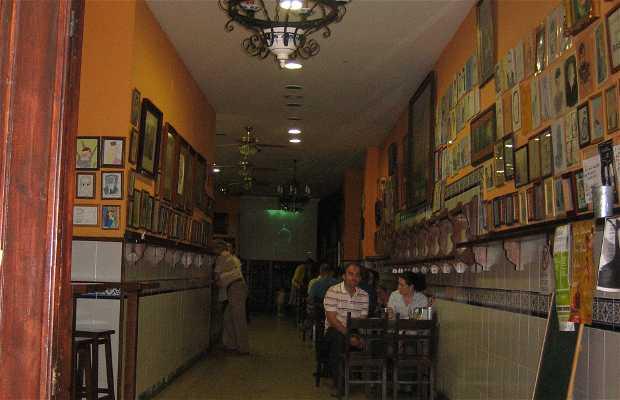 Bar-Vinoteca Maruxa