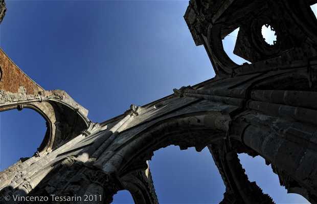 Restos de la Iglesia Gótica