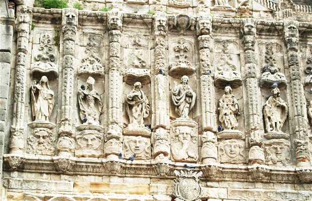 Cathédrale d'Avila