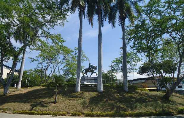 Glorieta del Caballo de Bolívar (Bolívar Ecuestre)