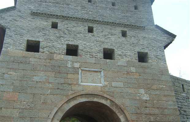 Great wall of South China