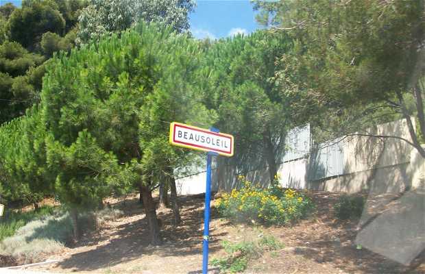 Beausoleil, Beausoleil, Francia